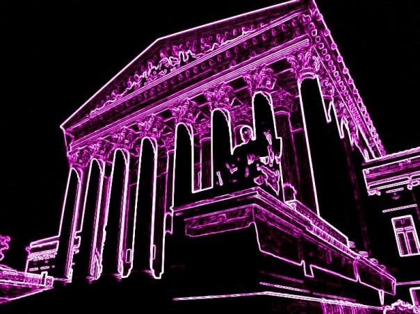 Neon Supreme Court