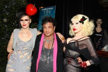 Body by Barts Suzanne Bartsch, David Barton and Amanda Lepore Guest of a Guest: New York Parties