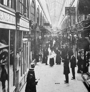 The Delirious Chaos of the Paris Arcades 3:am magazine