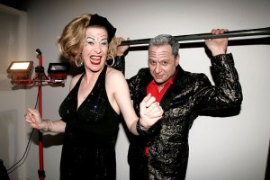 Dancing down the Number Line with Kiki and Herb Vulture.com Carnegie Hall Review